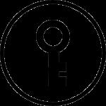Иконка ключ